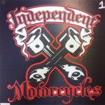 Independent Motorcycles Logo Sticker