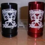 Independent Motorcycles 30mm Shot Glass