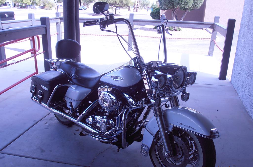 2007 Harley Davidson Road King Classic