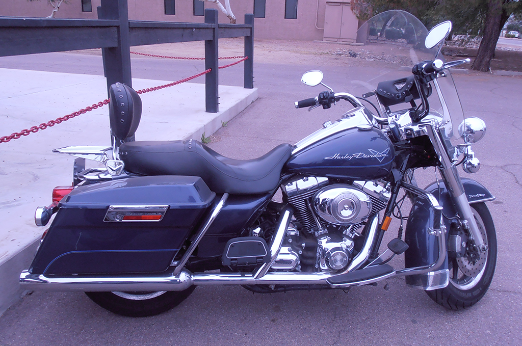 2008 HD Road King