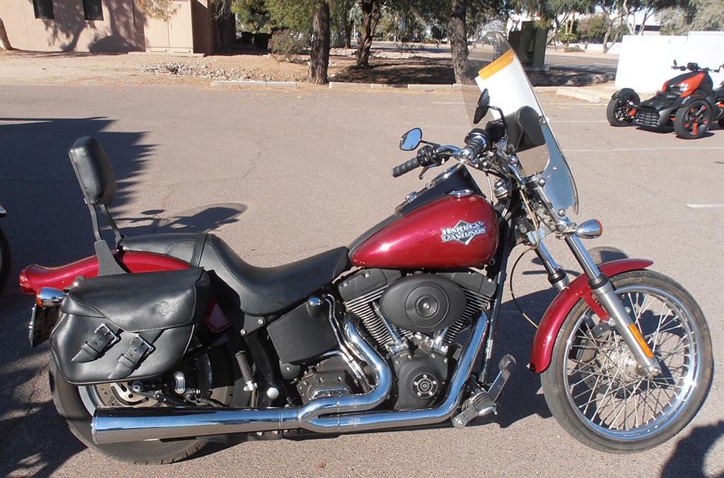 2004 Harley Davidson Night Train