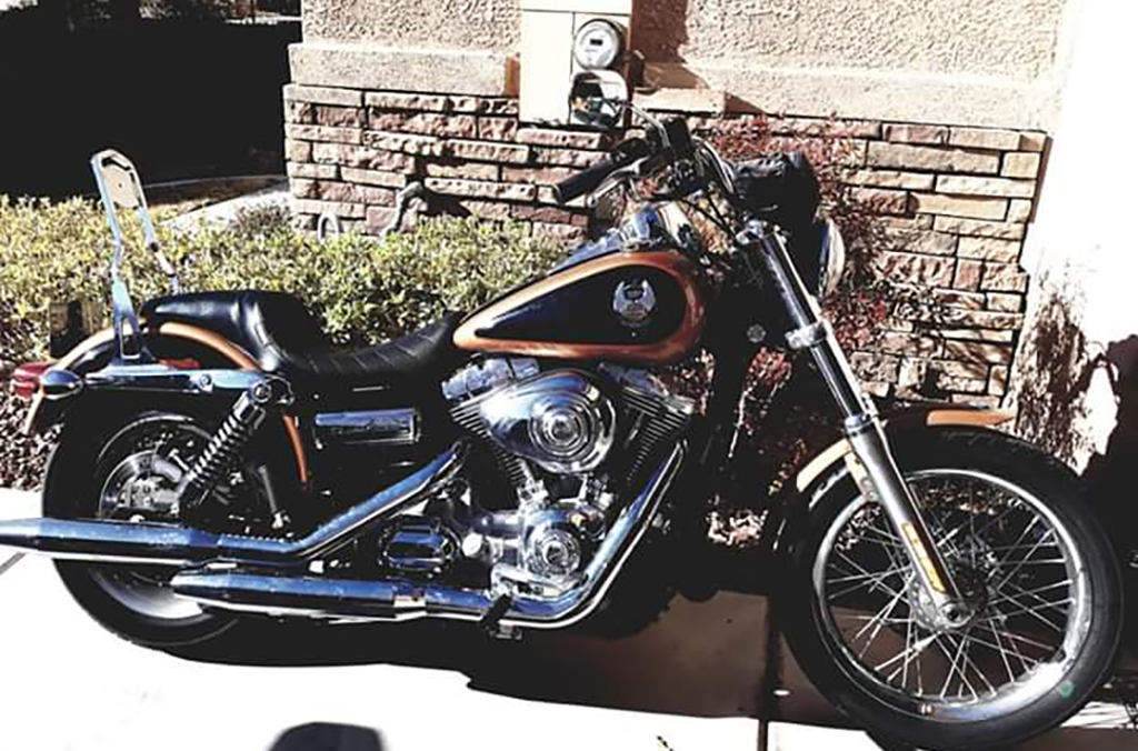 2008 HD Super Glide Custom Anniversary Edition